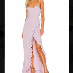 NBD X Serena Lilac Dress